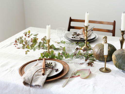 SET YOUR TABLE LIKE EYESWOON