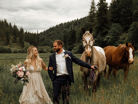 Starry Montana Elopement | Wedding Coordinator & Florist