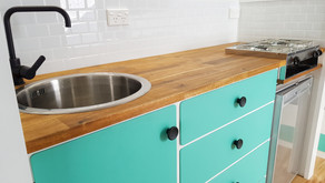CARAVAN RENO - KITCHEN SPLASHBACK