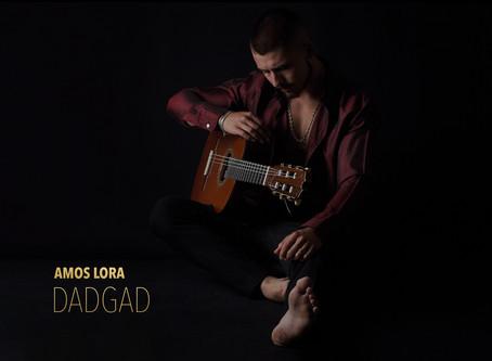 Amós Lora publica su tercer CD con tan solo 19 años