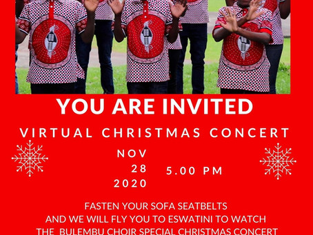 A Christmas Concert from Eswatini