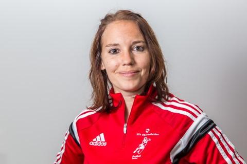 Sabrina Siegenthaler wird Coach der NLA-Herren