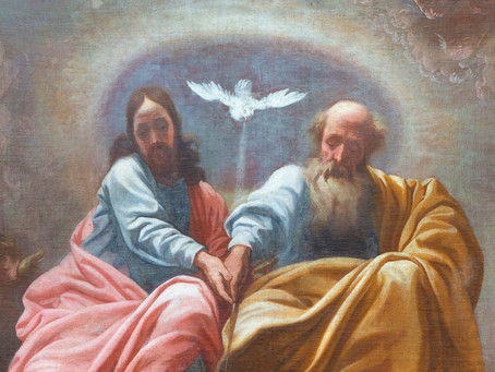 Poem: Most Holy Trinity