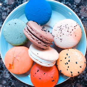 Honolulu Coffee's Macarons to know about: