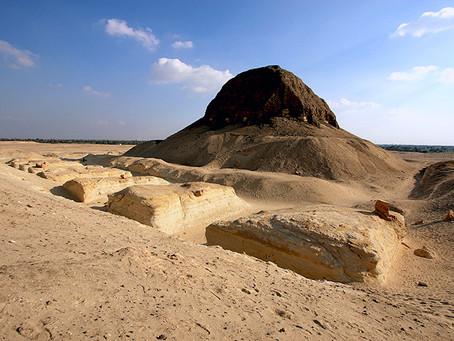 Пирамида в Лахуне открыта для посетителей