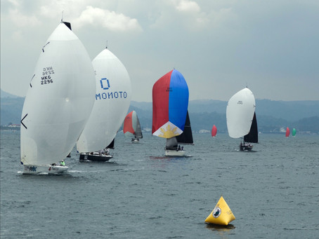 Preparations for the Southeast Asian Games Adds Excitement to the 2019 Sailing Season in Subic Bay