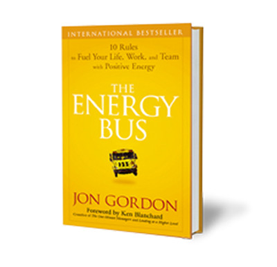 Who is on Your Energy Bus?