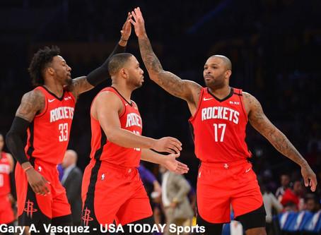 Three Reasons Why The Rockets Won't Work