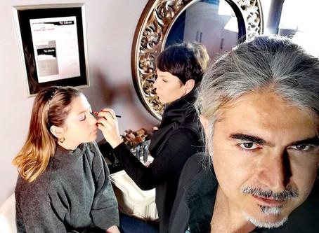 Bridal Make Up @Sakis Isaakidis Make Up Artist School