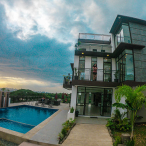 Picturesque TYVO Resort in Antipolo
