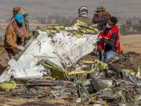 """Swamp"" Creatures Lawyer Up in Aftermath of 737 MAX Crashes"