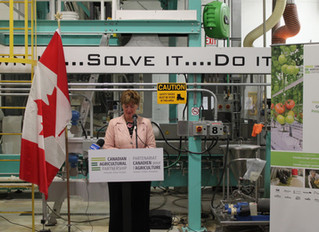 Investing in Canada's Bioeconomy to help provide opportunities for farmers & grow the clean economy