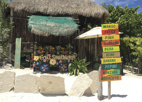 Tulum off the beaten track