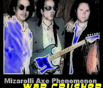 John Mizarolli War-Crusher
