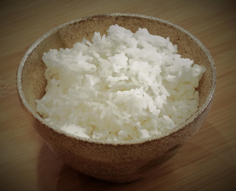 Recette facile Shiro gohan / 白ご飯