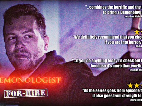 Reviews for Demonologist For Hire