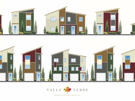 Valle Verde - available spring 2019 - from $240,000