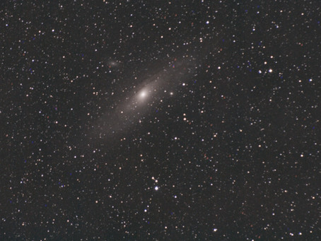 My First Astro Image