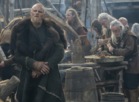 Se anunció un spin off de la serie Vikingos