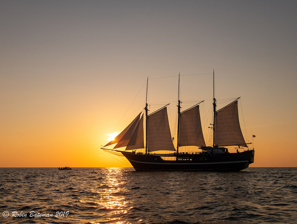 Luxury Live Aboard Forgotten Islands Indonesia