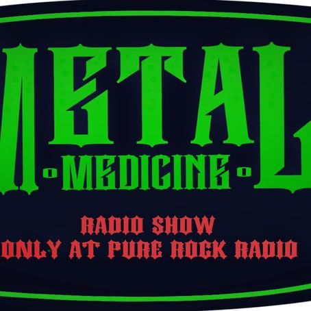 Metal Medicine Debut! (11/23)