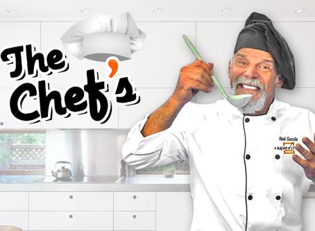 The Chef's com Raul Gazolla