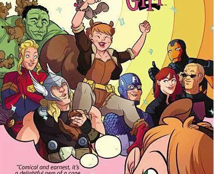 All-Ages Rec: The Unbeatable Squirrel Girl