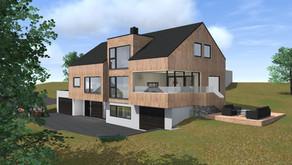 Takløft og modernisering av bolig