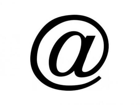 Full fart i e-postlådan