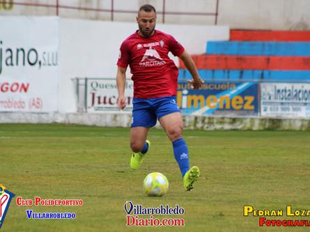 José Rodríguez valoraba la derrota del CP Villarrobledo ante el Marbella