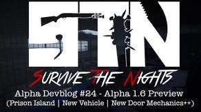 1.6 Preview (Prison Island | New Vehicle | New Door Mechanics++)