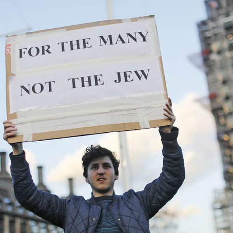 The Acceptability of Antisemitism
