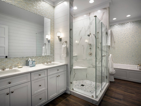 Trends In The Master Bathroom