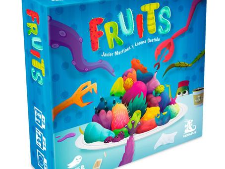 """¡El 14 de marzo llega """"Fruits"""" a Verkami!"""