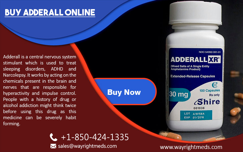 Long-term effects of Adderall