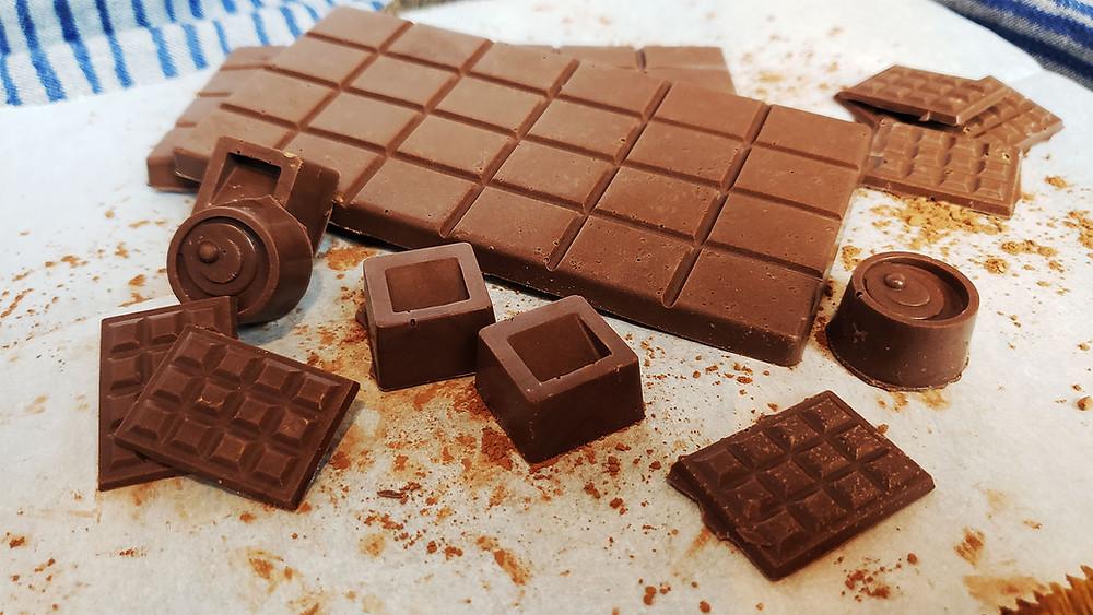 Keto Milk Chocolate Recipe