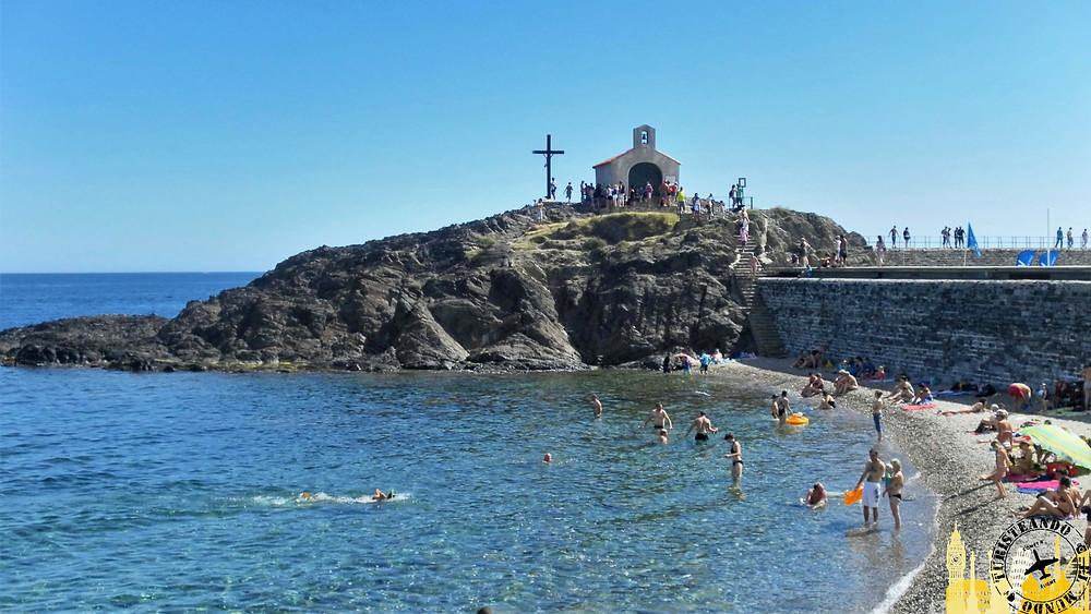 Capilla de San Vicente. Collioure (Francia)