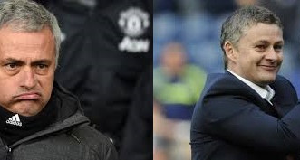 Mourinho vs Solskjær - management and leadership lessons from the world of football
