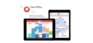 Now you can sync tasks and events from your iOS Calendar to Task Office and vice versa