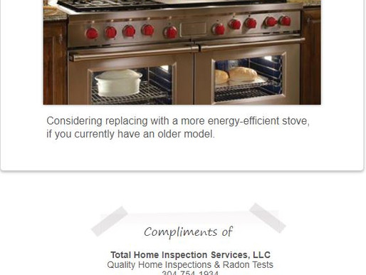 Stove Cooktop (electric) Suggestion