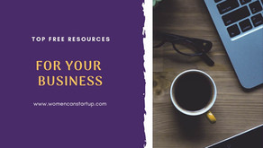 Top free resources that help run your small scale/home-based business
