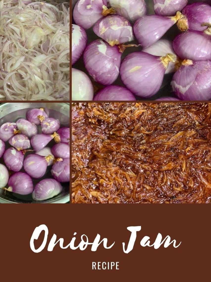 Onion Jam Recipe _ Ayesha Joshi Product