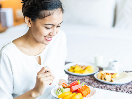 Eat Healthy this Spring: 5 Tips to Get Started
