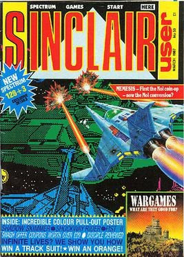 Sinclair User magazine