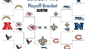 The Chunk's NFL Playoff & Super Bowl Predictions 2018