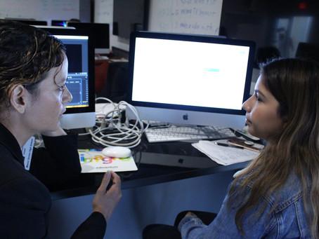 Amanda Masino - Associate Professor of Biology at Huston-Tillotson University visits our classroom