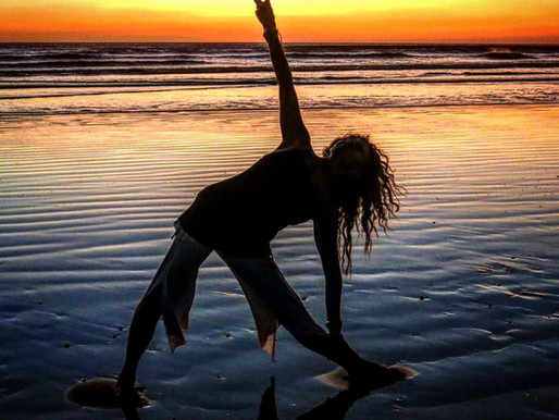 My Love for Yoga