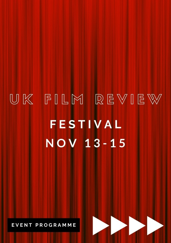 The 2020 UK Film Review Festival Programme