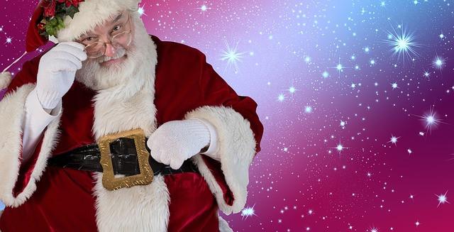 Joulupukki tienaa jopa tonnin yhdessä päivässä.