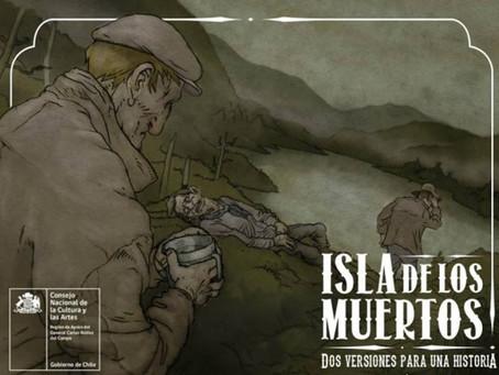 Isla de los Muertos - Caleta Tortel